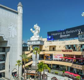 Hollywood and Highland Plaza