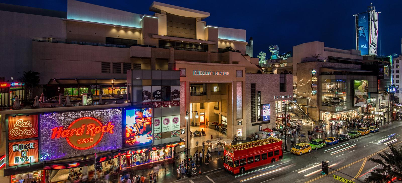 Hollywood & Highland  |  Opportunistic  |  Retail